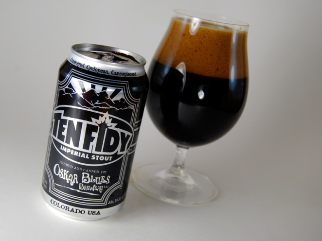 Ten Fidy Imperial Stout. Image credit: theperfectlyhappyman.com